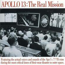 Apollo 13, Real Mission - CD Audio