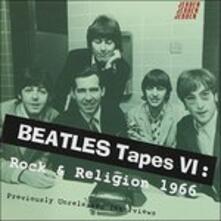 Beatles Tapes vi - CD Audio di Beatles