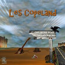 One More Foot in the Quicksand - CD Audio di Les Copeland