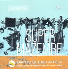 Giants of East Africa - CD Audio di Orchestra Super Mazembe