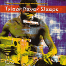 Tulear Never Sleeps - CD Audio