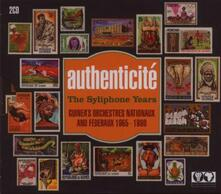 Authenticite-Syliphone - CD Audio