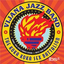Koka Koka Sex Battalion - CD Audio di Vijana Jazz Band