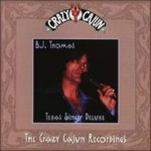 Texas Singer (Deluxe) - CD Audio di B.J. Thomas