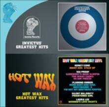 Invictus & Hot Wax Greatest Hits - CD Audio
