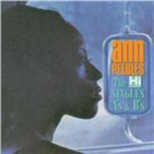 The Hi Singles A's & B's - CD Audio di Ann Peebles