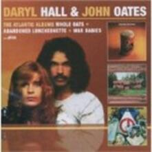 The Atlantic Albums - CD Audio di Daryl Hall,John Oates