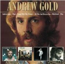 Andrew Gold & What's Wrong with This - CD Audio di Andrew Gold