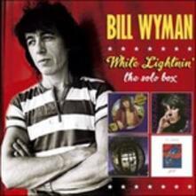 White Lightnin' (Box Set) - CD Audio + DVD di Bill Wyman