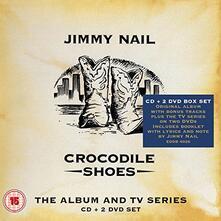 Crocodile Shoes 1 - CD Audio di Jimmy Nail