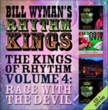 The Kings of Rhythm vol.4 - CD Audio + DVD di Bill Wyman