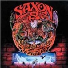 Forever Free - CD Audio di Saxon