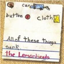 Car Button Cloth - CD Audio di Lemonheads