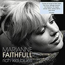 Rich Kid Blues (Remastered) - CD Audio di Marianne Faithfull