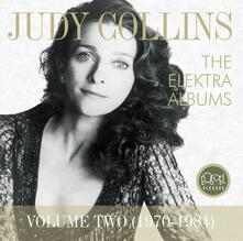 The Elektra Albums vol.2. 1970-1984 (Box Set) - CD Audio di Judy Collins