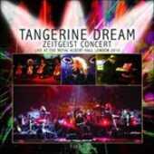 CD Zeitgeist Concert Tangerine Dream