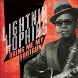 Bring Me My Shotgun - Vinile LP di Lightnin' Hopkins