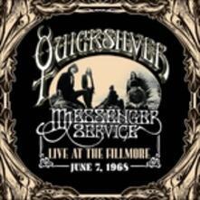 Live at Fillmore 1968 - Vinile LP di Quicksilver Messenger Service