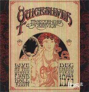 Winterland - Vinile LP di Quicksilver Messenger Service