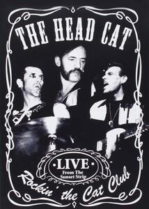 Head Cat. Rockin The Cat Club - DVD