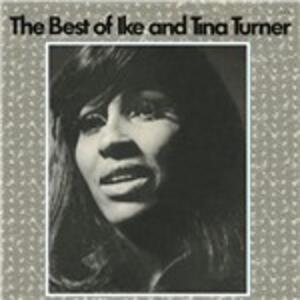 Best of - Vinile LP di Tina Turner,Ike Turner