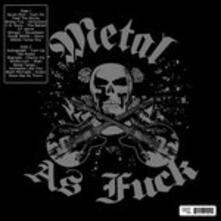 Metal as Fuck - Vinile LP