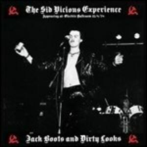 Jack Boots & Dirty Looks - Vinile LP di Sid Vicious