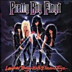 Leather Boyz With - Vinile LP di Pretty Boy Floyd