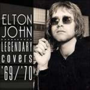 Legendary Covers Album - Vinile LP di Elton John