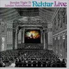 Sunday Night at London - Vinile LP di Nektar