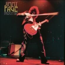 Burn Up - Vinile LP di Jimmy Page