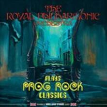 Plays Prog Rock Classics - Vinile LP di Royal Philharmonic Orchestra