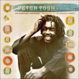 An Upsetters Showcase - Vinile LP di Peter Tosh