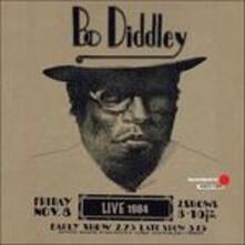 Live 1984 - Vinile LP di Bo Diddley