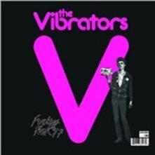 Fucking Punk '77 - Vinile LP di Vibrators