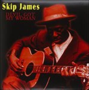 Devil Got My Woman - Vinile LP di Skip James