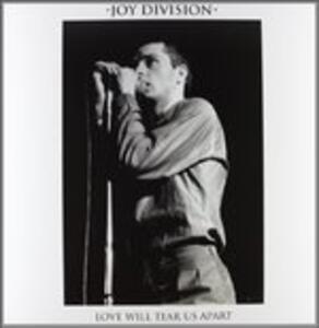 Love Will Tear Us Apart - Vinile LP di Joy Division