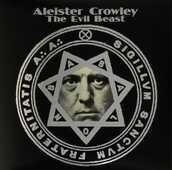 Vinile Evil Beast Aleister Crowley