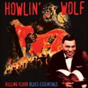 Killing Floor - Vinile LP di Howlin' Wolf