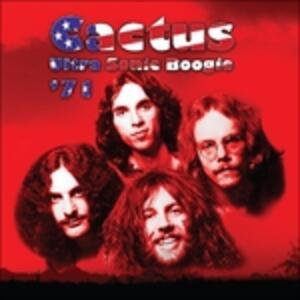 Ultra Sonic Boogie 1971 - Vinile LP di Cactus