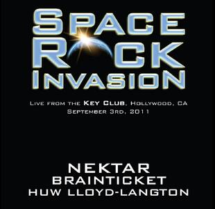Space Rock Invasion (2 DVD) - DVD