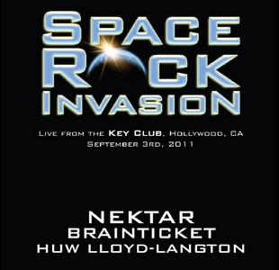 Film Space Rock Invasion