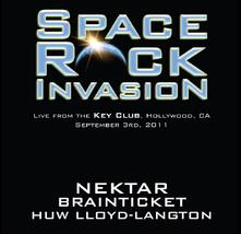 Space Rock Invasion (2 DVD) - DVD