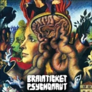 Psychonaut - Vinile LP di Brainticket