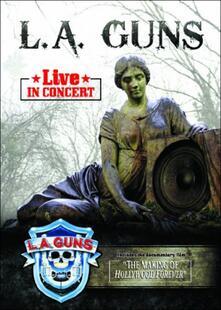 L.A. Guns. Live In Concert - DVD