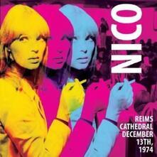 Reims Cathedral Dec 13 - Vinile LP di Nico