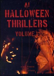 Halloween Thrillers Vol. 1 - DVD