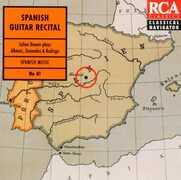 CD Spanish Guitar Recital: L'arte della chitarra spagnola Julian Bream
