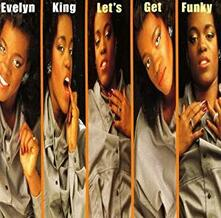 Let's Get Funky - CD Audio di Evelyn Champagne King