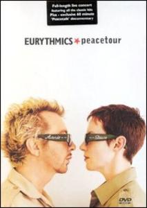 Film Eurythmics. Peacetour David Barnard